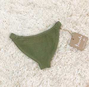 Vega Bottom (Khaki) • Rustica