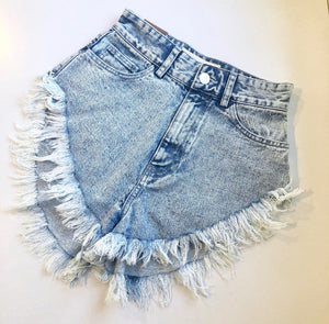 Honey Shorts • Vintage Denim