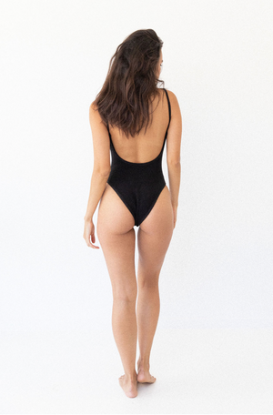 Black Missy One Piece