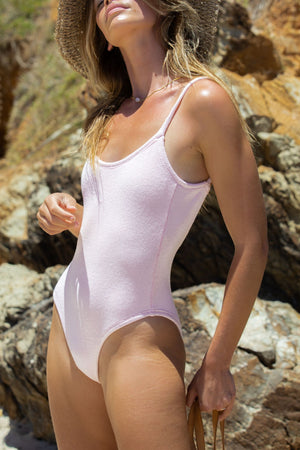 Baby Pink Missy One Piece