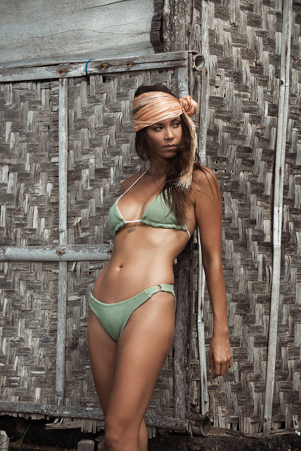 Vega Bottoms - Mint reversible