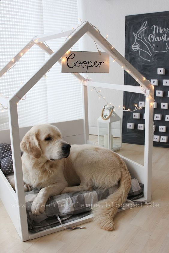 Diy Dog Bed Part - 39: DIY Dog Beds