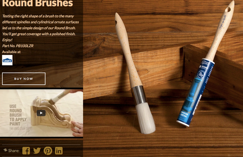 must have paintbrushes for painting furniture in colorado springs