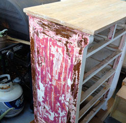 how to know when to say no to a painted furniture project by vintage bette