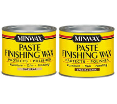 MinWax Paste is a wonderful finish to seal and protect your painted furniture projects