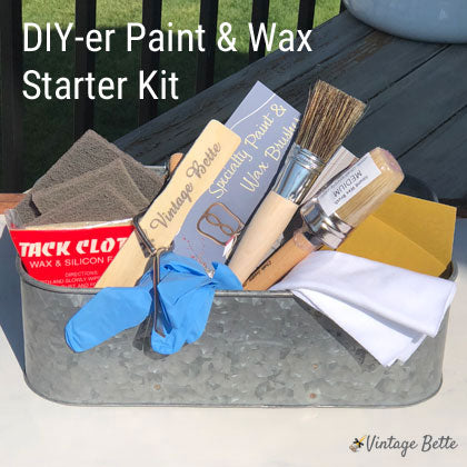 DIY-er Paint & Wax Starter Kit
