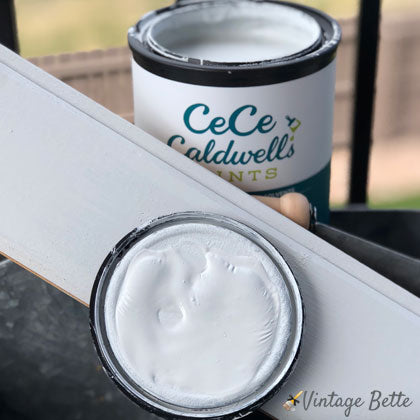 CeCe Caldwell's Fargo Frost is a great new grayish white color