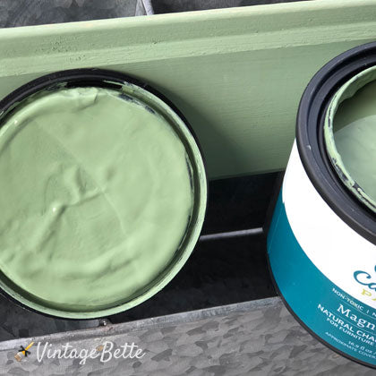 CeCe's Paints Magnolia Leaf is a gorgeous medium green