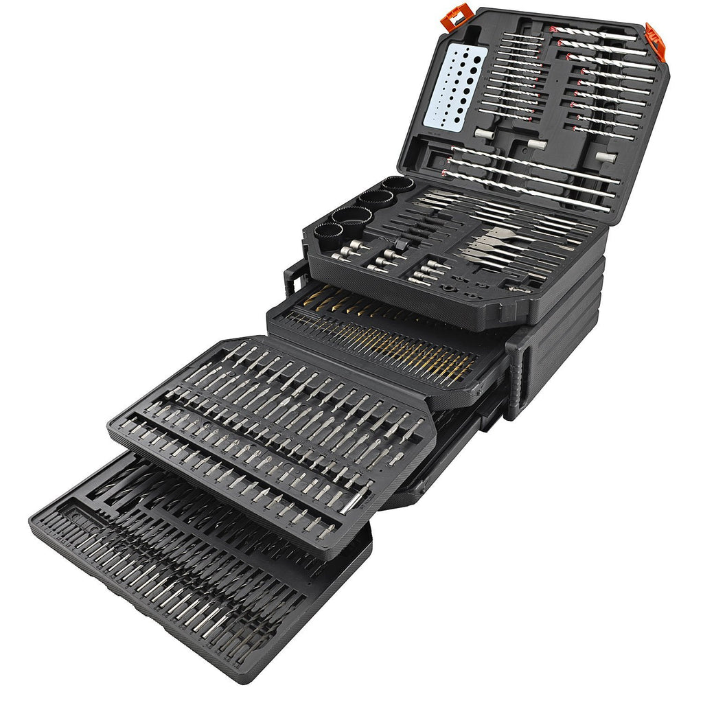 300-Pack PM-1300 Drill Bit Set by PortaMate