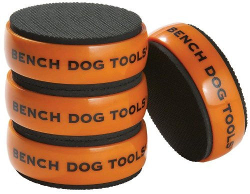 4-Pack Bench Dog 10-035 Bench Cookie Work Grippers