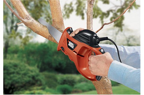 3.4 Amp Powered Handsaw with Storage Bag