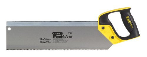 14-Inch Back Saw Stanley FatMax 17-202