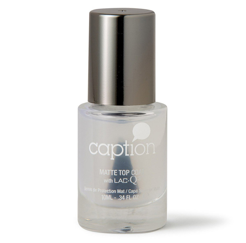 Caption - Matte Top Coat
