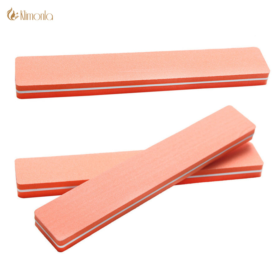 Sponge Boards Orange 180/180 25pk
