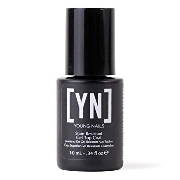 Young Nail Stain Resistant Top Coat