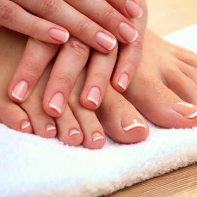 MANICURE AND PEDICURE TRAINING