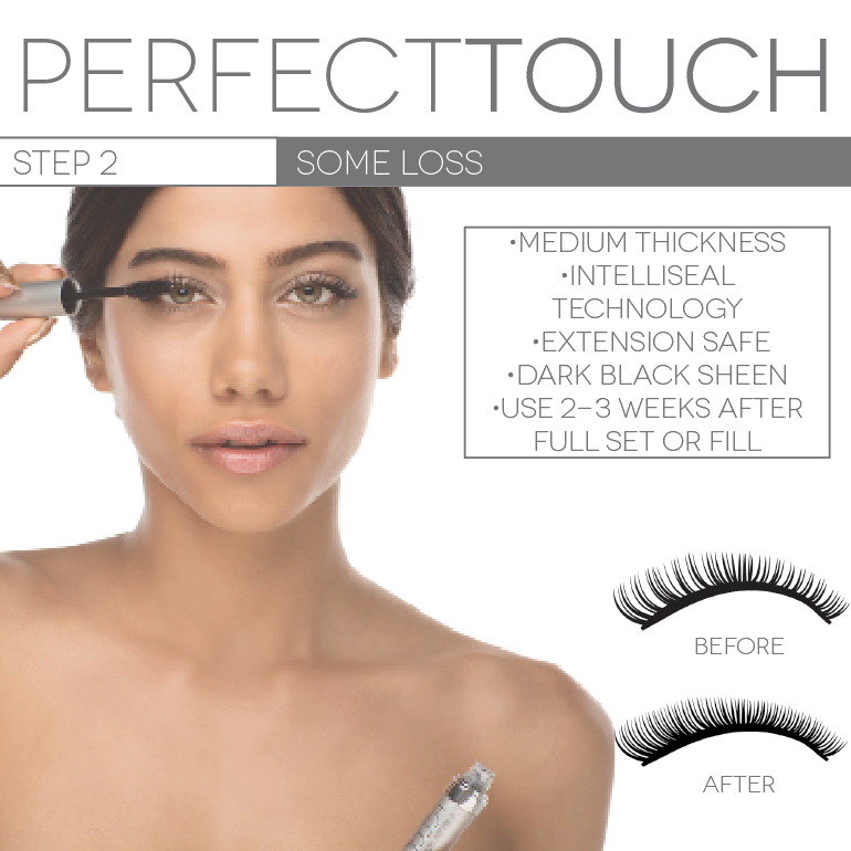 Perfect touch Mascara
