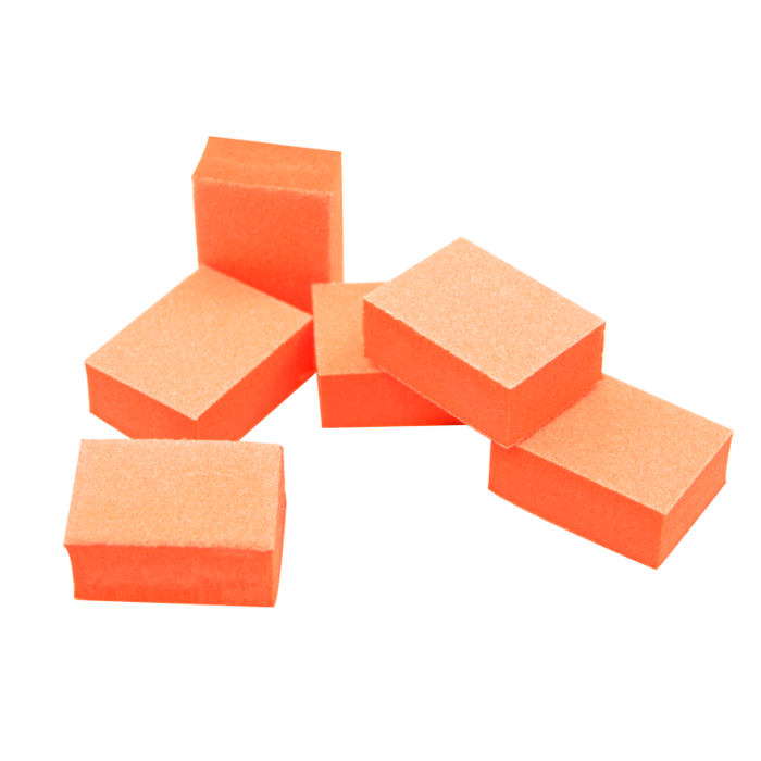 Orange Mini Buffing Blocks