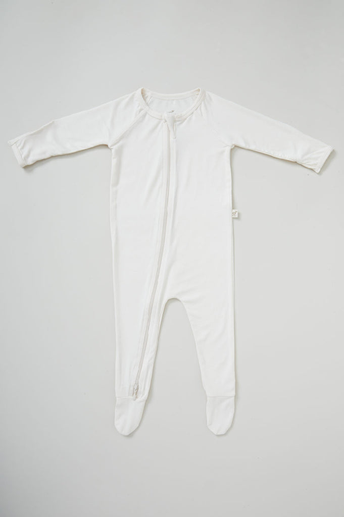 Long Sleeve Boody Bamboo Baby Onesie - New Colour