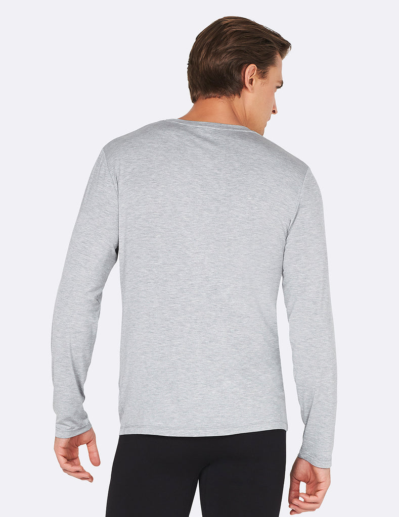 Men's Long Sleeve T-Shirt - Boody Organic Bamboo Eco Wear