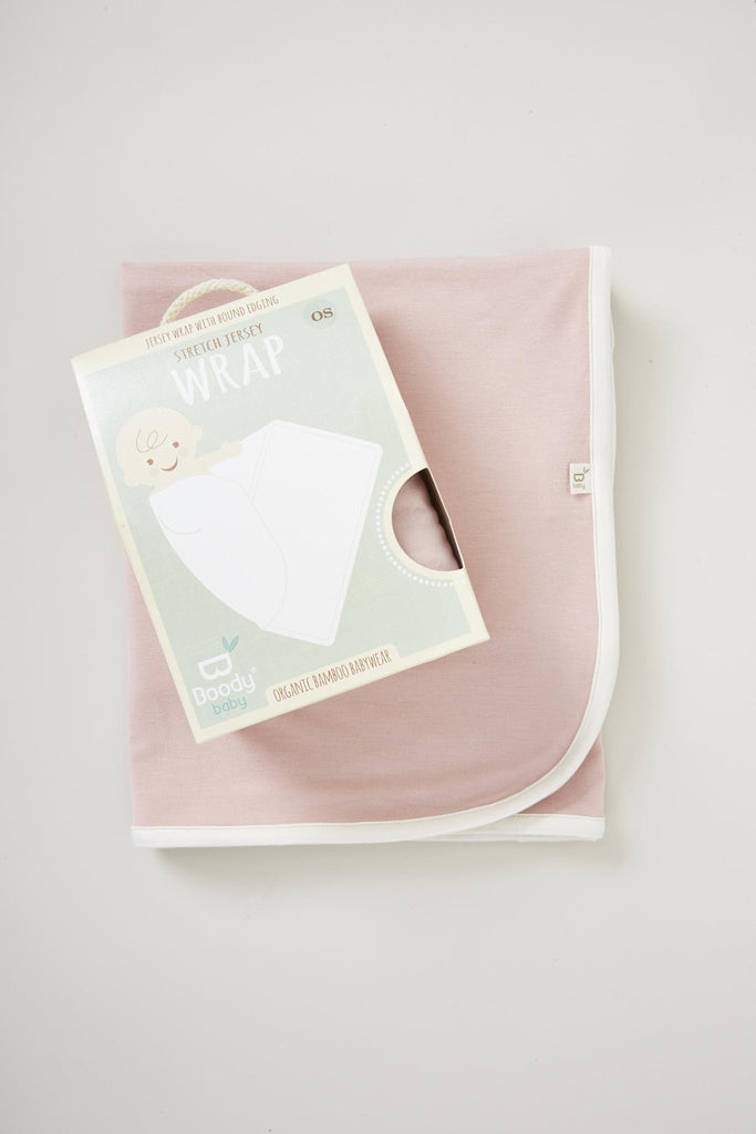 Baby Stretch Jersey Wrap - Boody Organic Bamboo Eco Wear