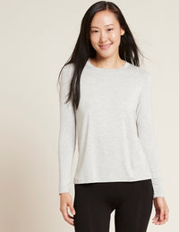 Women's Boody Bamboo Long Sleeve Round Neck T-Shirt