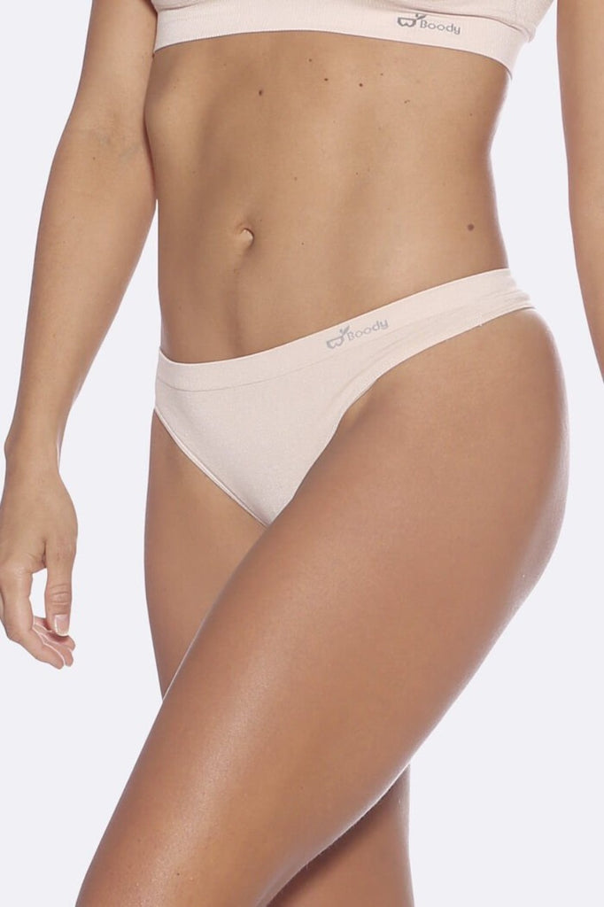 Boody Bamboo G-String - New Colour
