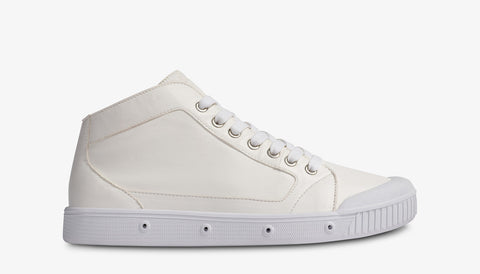 Spring Court Lambskin Leather Sneaker