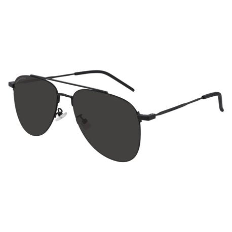 Saint Laurent SL 392 Wire Sunglasses - Black