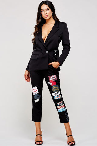 Fashion Lover Pant Suit