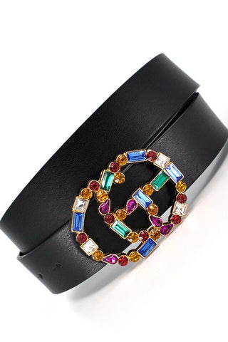 Multi-Color Stone Belt
