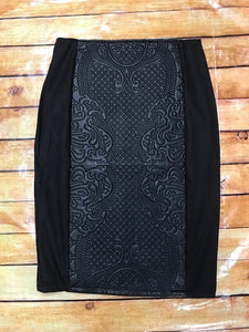 Black Beauty Skirt