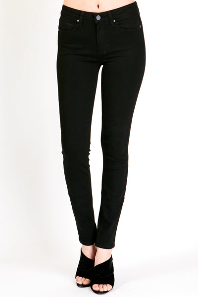 Hoxton Ultra Skinny Black Shadow Jeans