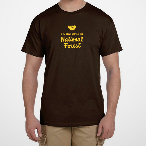 Men's BBCM National Forest T-Shirt