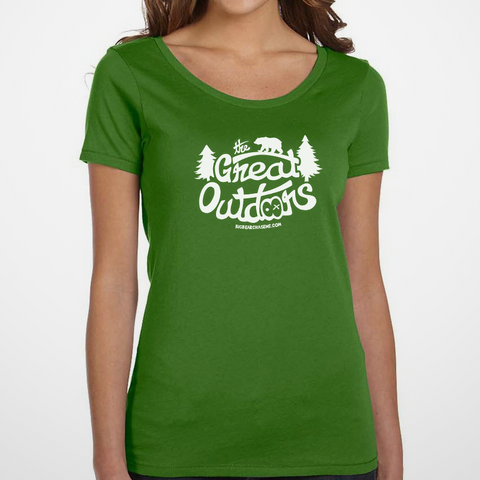 Women's The Great Outdoors T-Shirt