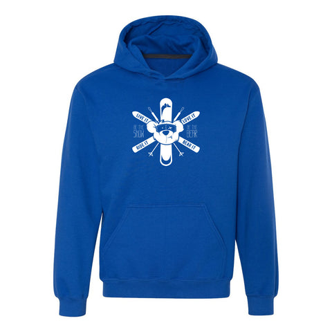 "Men's ""Be The Snow"" Hoodie"