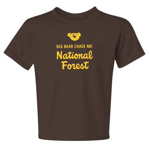 Kids BBCM National Forest T-Shirt