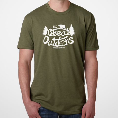 Men's The Great Outdoors T-Shirt