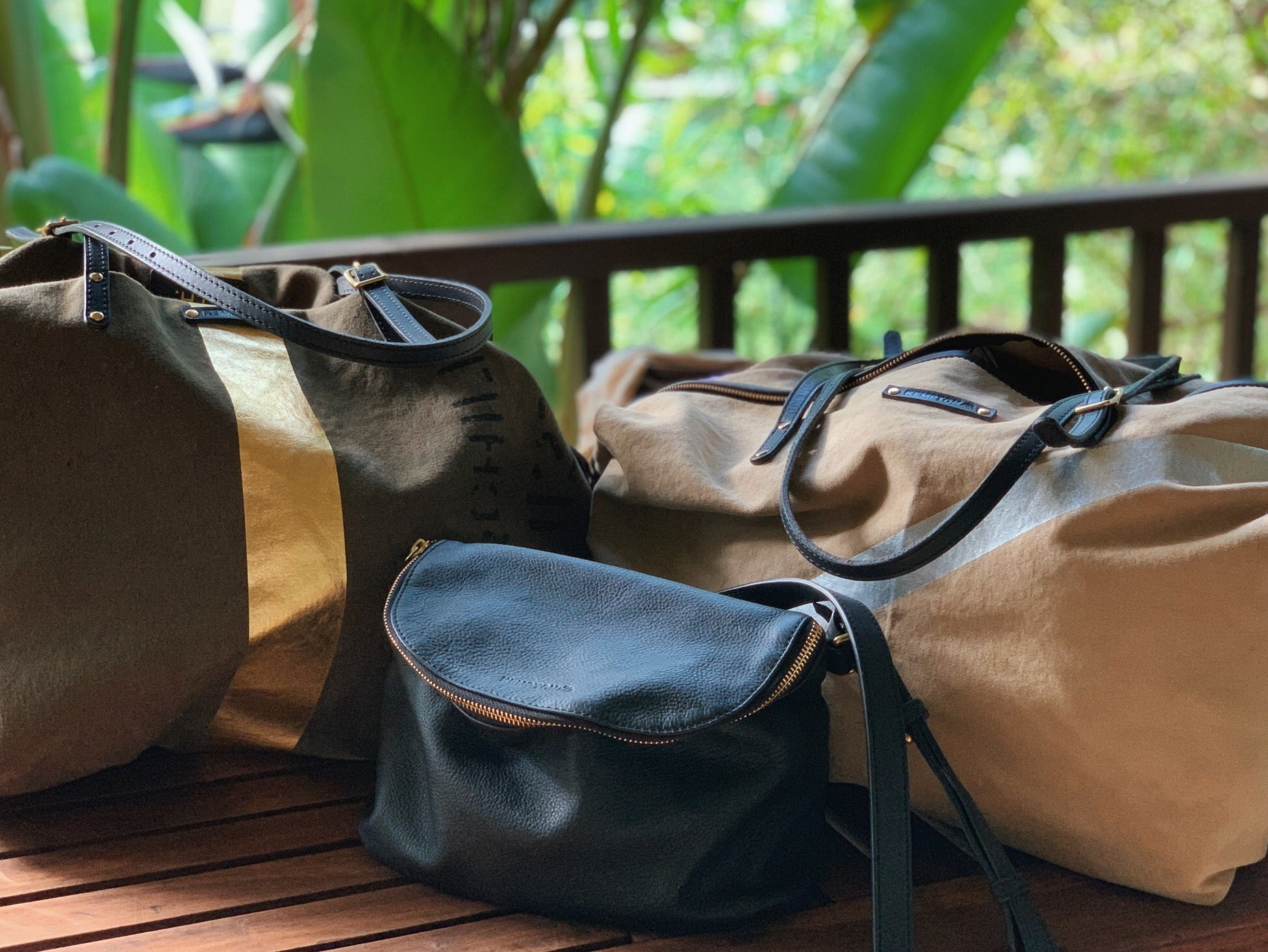 Kempton and Co travel bags