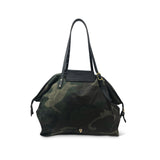 Henley Fold Up Bag - Camo