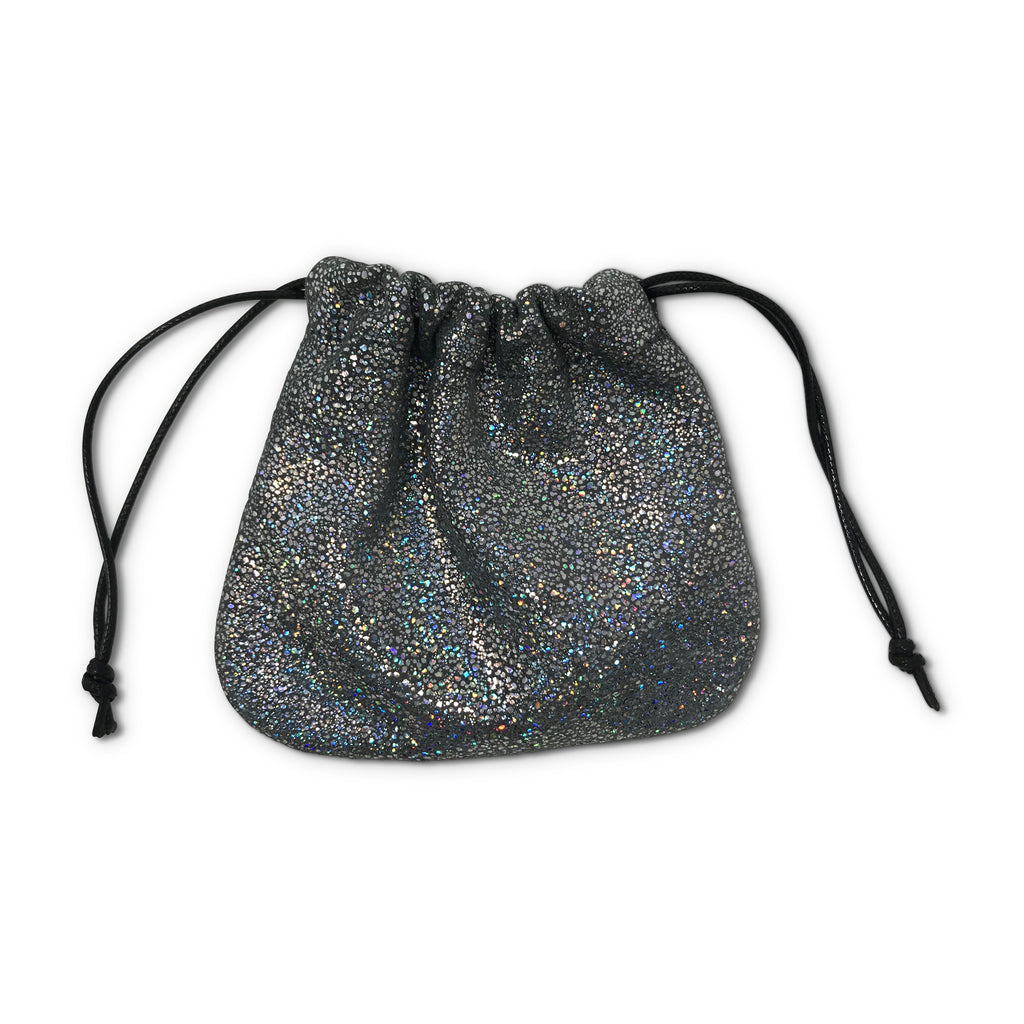 Kempton & Co.  Mini Pouch Iridescent Splatter