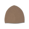 Jumper Ribbed Beanie Hat - Rose