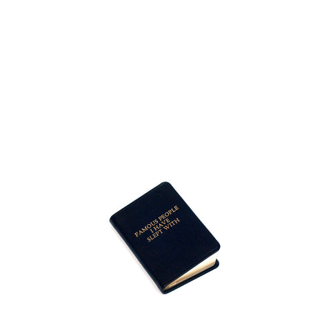 Offline - Mini Notebook - Navy Blue