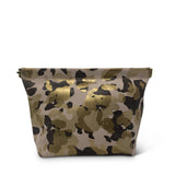 Camo Blush Snap Makeup Bag