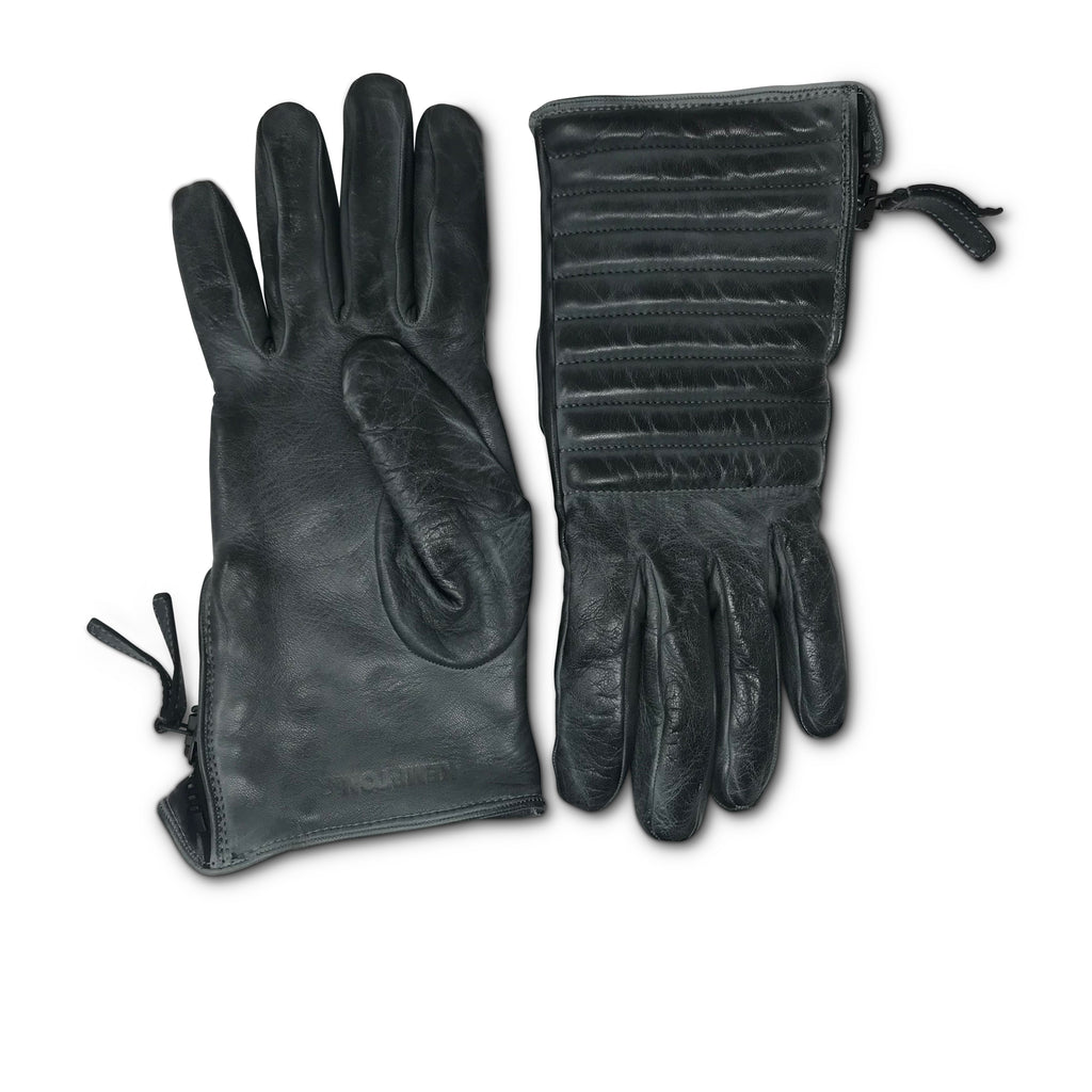 Kempton & Co. Faubourg Racing Glove - Smoke