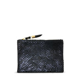 Metallic Cobra Midnight Small Pouch