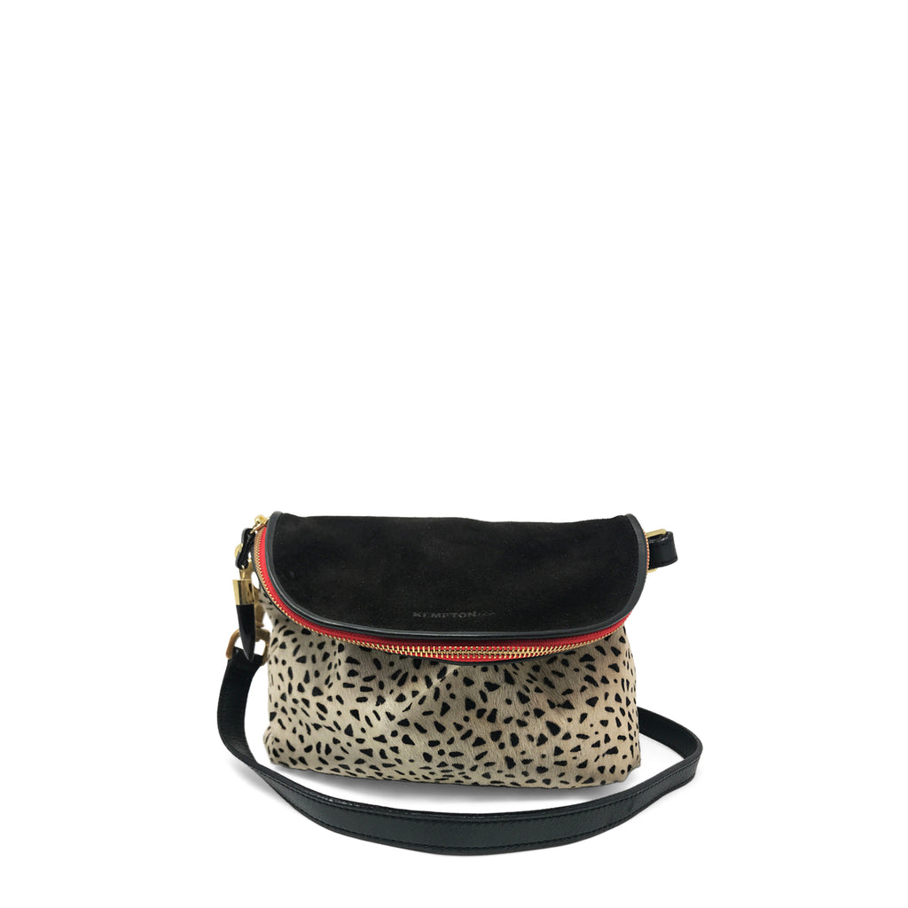 Cheetah & Chocolate Mini Windbourne