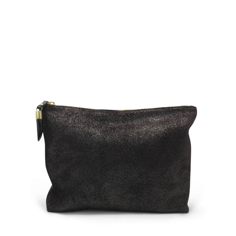 Metallic Cobra Midnight Medium Pouch