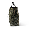 Metallic Camo Oversized Canvas Tote