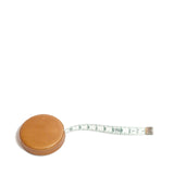Leather Tape Measure - British Tan